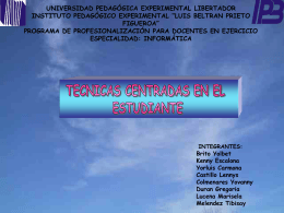 Diapositiva 1 - proyectoeduc