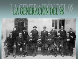 Generación 98 - HERRAMIENTASLENGUAJE