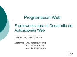 5-_Frameworks_Web