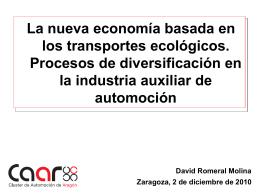 Abrir ponencia - Cátedra para la Diversificación Industrial y