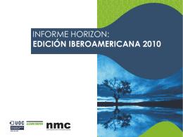 edición iberoamericana 2010