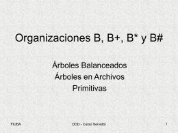 Organizaciones Balanceadas