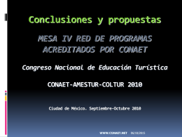 iv conclusiones red acreditadas 10