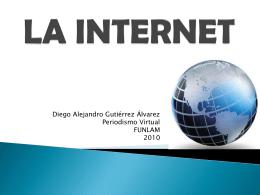 INTERNET - Webnode