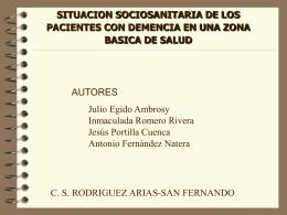 trabajo de campos residentes 2001