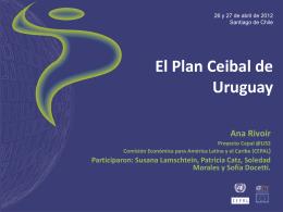 Powerpoint - Comisión Económica para América Latina y el Caribe