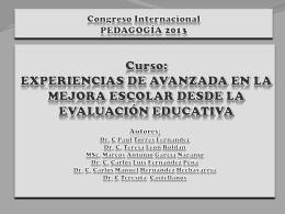 Dr.C Paul Torres Fernández