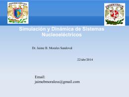 Dinámica de sistemas nucleoeléctricos - Sitio Odin.fi