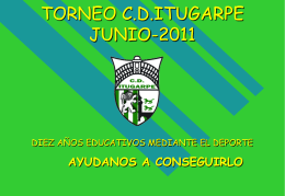 cd itugarpe - Tu patrocinio