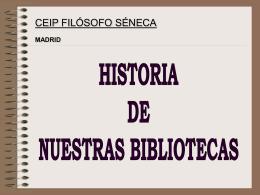Diapositiva 1 - CEIP Filósofo Séneca