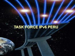 Presentacion Task Force Peru
