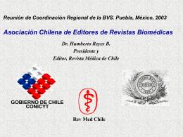 Inclusión en índices bibliográficos internacionales de 39 revistas de