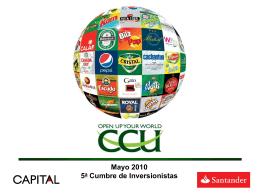 5a Cumbre de Inversionistas