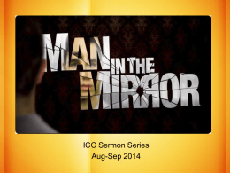 Sermon-updated-2014_08_03-Mirrors-Series-I
