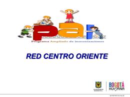 PAI Subred Centro Oriente