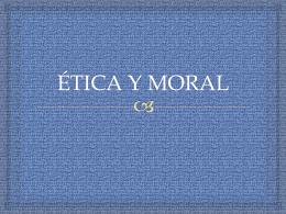 ética y moral 190814