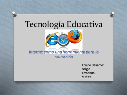 File - Tecnología Educativa