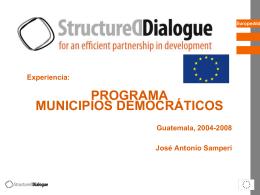 Caso Práctico Municipios democráticos Guatemala- J.A.