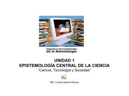 Ciencia Tecnología y Sociedad