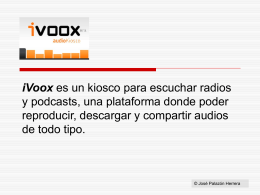 Presentacion_iVoox