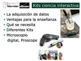 Presentacion Vernier Iberica