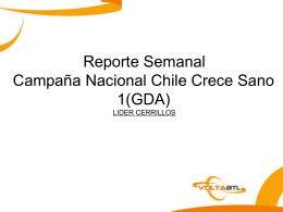 Líder Cerrillos - Chile Crece Sano