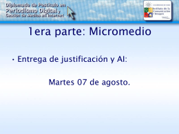 Clase 4 - Instituto de Comunicación e Imagen