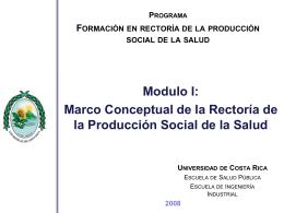 Presentacion Modulo - Ministerio de Salud