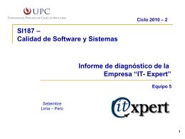Informe de Diagnostico V1.0