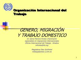 Migración interna y etnicidad