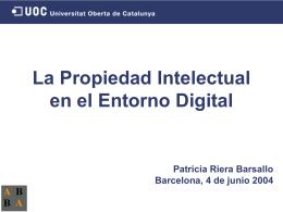 Patricia Riera Barsallo