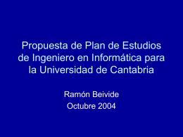 Transparencias - Atc - Universidad de Cantabria