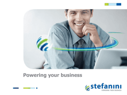 Powering your business
