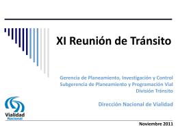 Ingreso TCT - SeLIT - Dirección Nacional de Vialidad