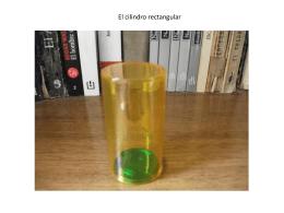 El cilindro recto