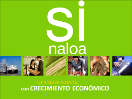 Captación Bancaria en Sinaloa