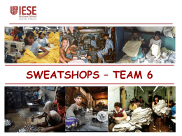 Sweatshops-Team4