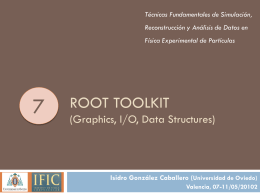 ROOT - Graphics - Universidad de Oviedo