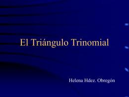 El Triángulo Trinomial