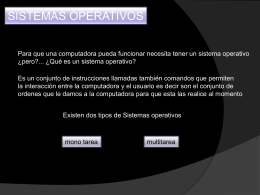 sistemas operativos - computec47