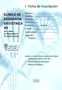 curso teórico-práctico intensivo de ecografia obstétrica 4d