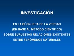 2 - Curso de investigación.