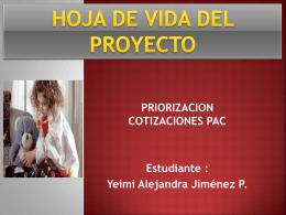 Yeimi Alejandra Jiménez P.