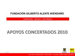 Diapositiva 1 - Secretaría de Cultura, Recreación y Deporte