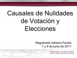 Introducción - Tribunal Estatal Electoral