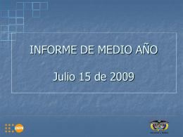 productos esperados - SI-Pro :: Servicio Integrado de Información