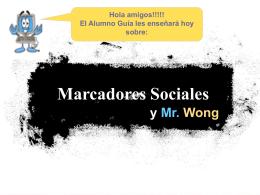 marcador social