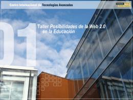 ¿Qué es la Web 2.0? - Liceo de Mariscala
