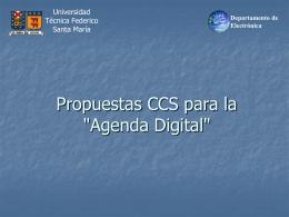 Agenda Gobierno Electrónico 2002-2005 - Inicio
