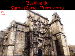 Basílics de Pontevedra